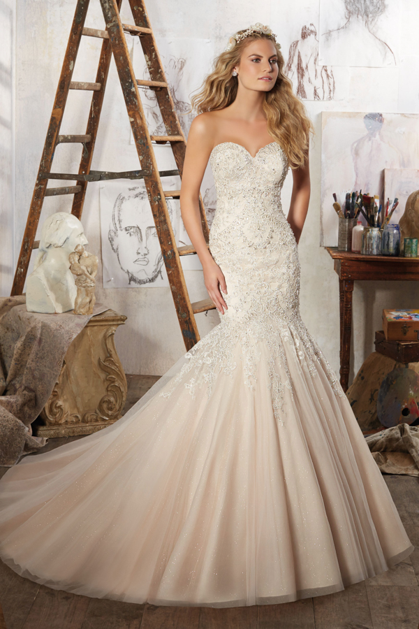 Mariela Wedding Dress