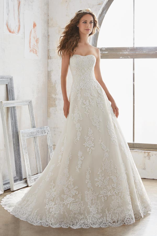 Mariposa Wedding Dress