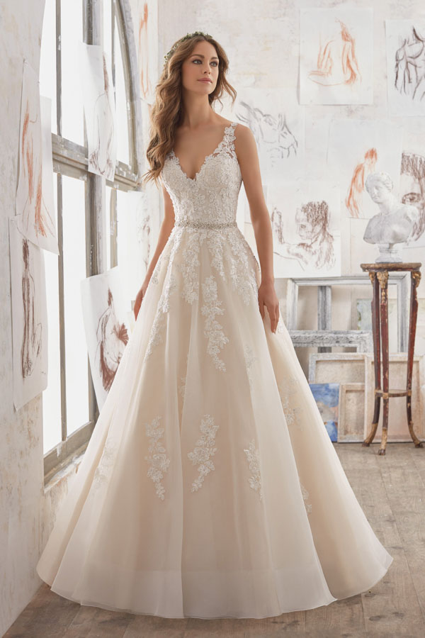 Martina Wedding Dress