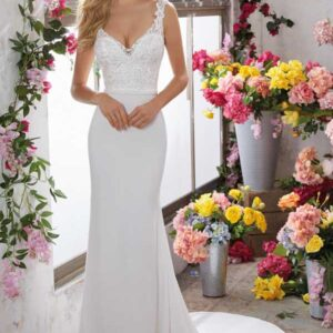 Megan Wedding Dress