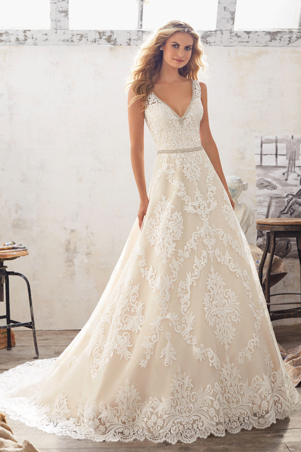 Morgan Wedding Dress