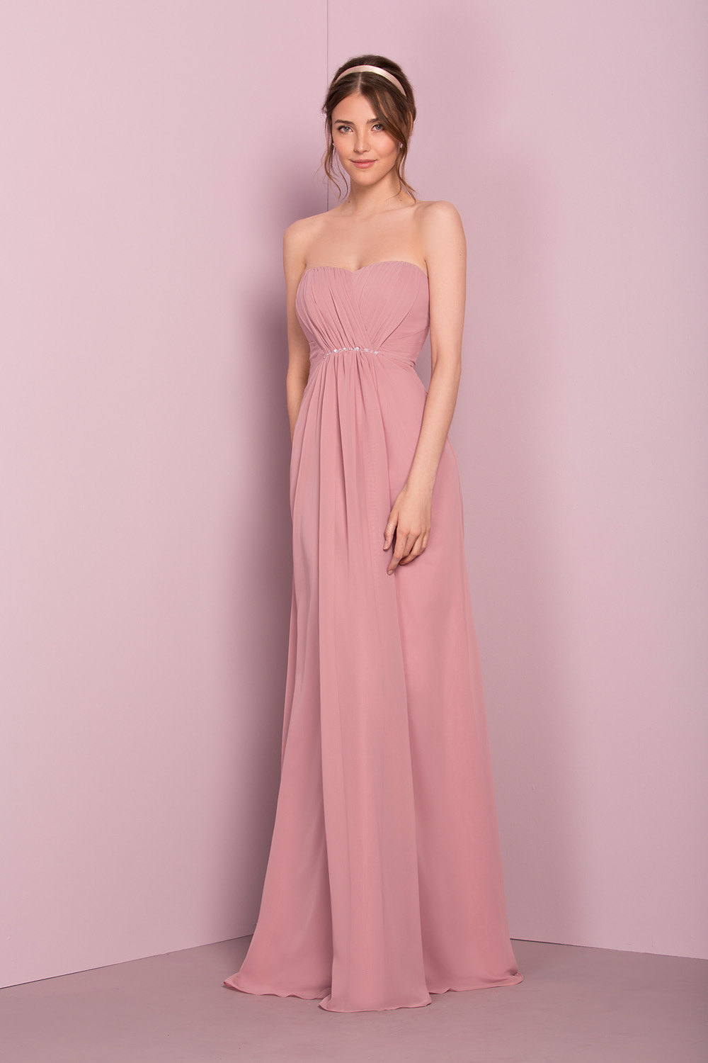STYLE 18605 : EMPIRE LINE DRESS