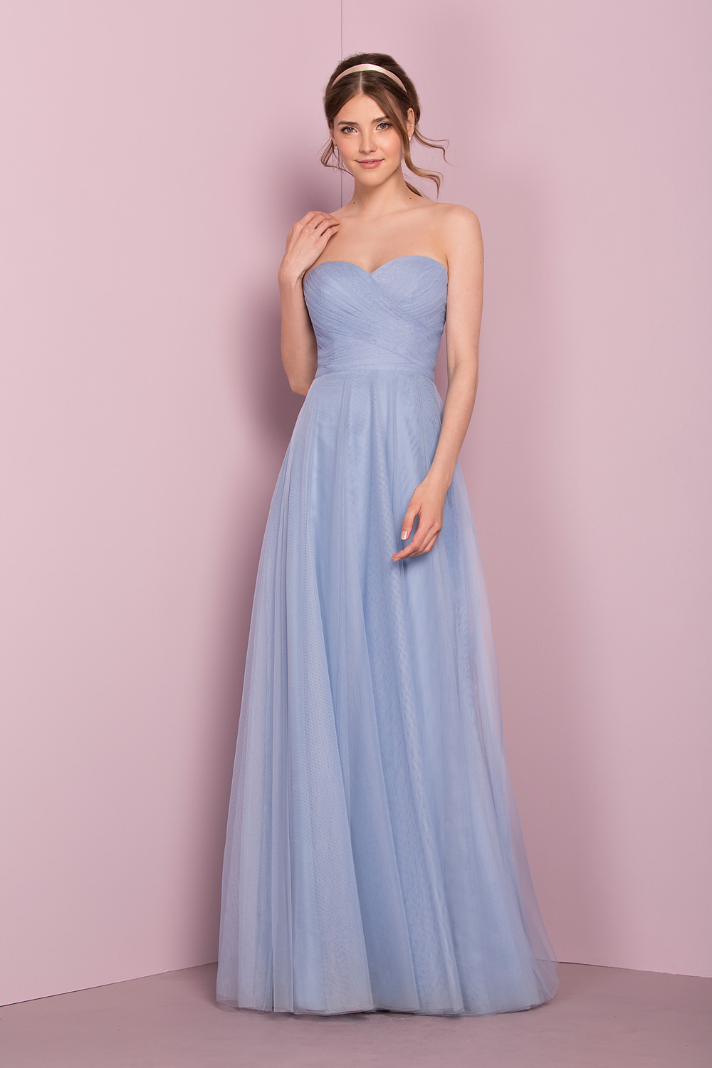 STYLE 18614 : TULLE SWEETHEART