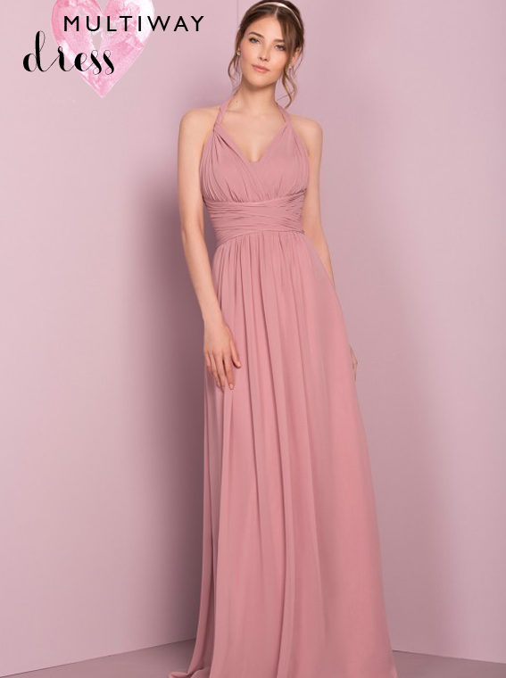 STYLE 18623 : MULTIWAY DRESS