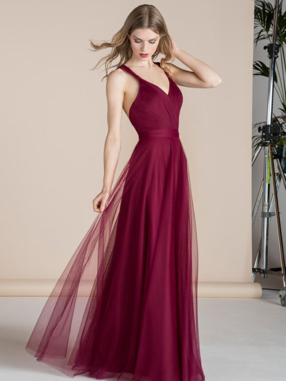 STYLE 18646 : TULLE MULTIWAY