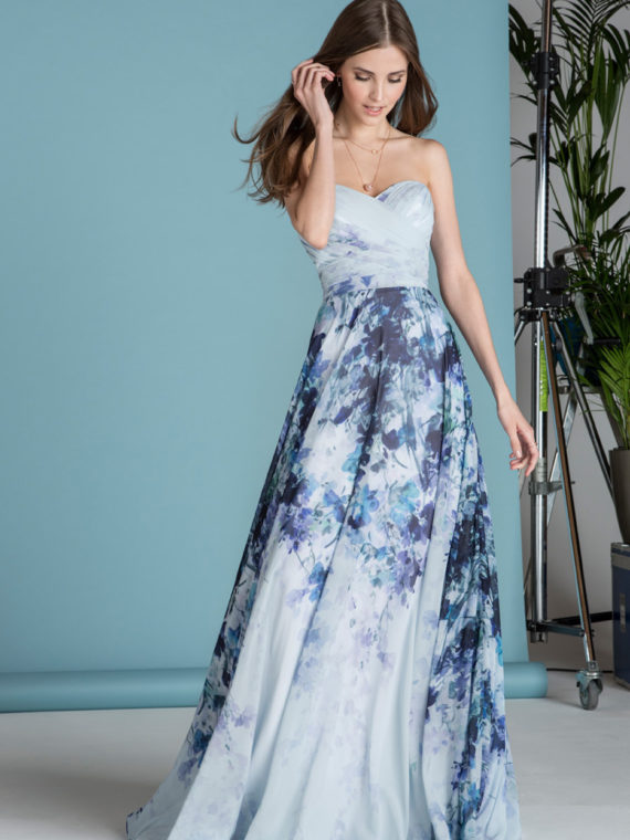 STYLE 18656 : FLORAL SWEETHEART