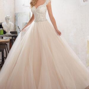 Marigold Wedding Dress
