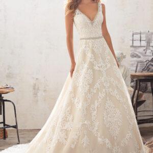 Morgan Wedding Dress