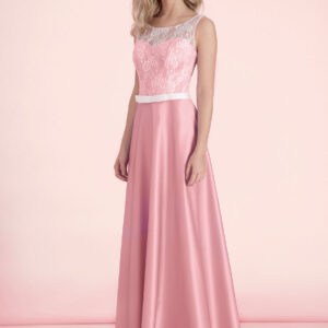 STYLE 12530 : LACE & SATIN