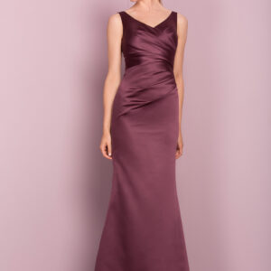 STYLE 18629F : FLUTED SATIN