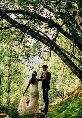 Brudekjole Diin Oslo 3